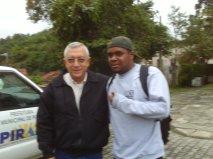 Turíbio Santos e Marcelo em Piraí 2009