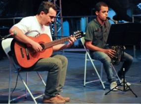 Juarez Barcellos e Márcio Braga