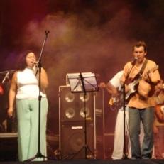 Show Gospel, abertura do show de Kléber Lucas