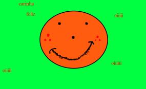 carinha feliz