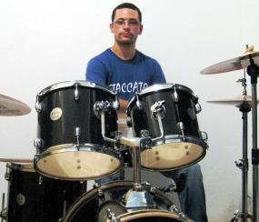 Eco Staccato - baterista