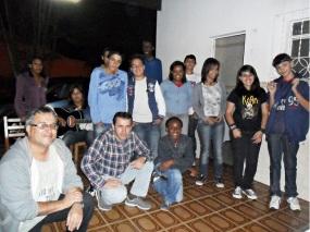 Pólo Santanésia 2013 - aniversário da Gabriela