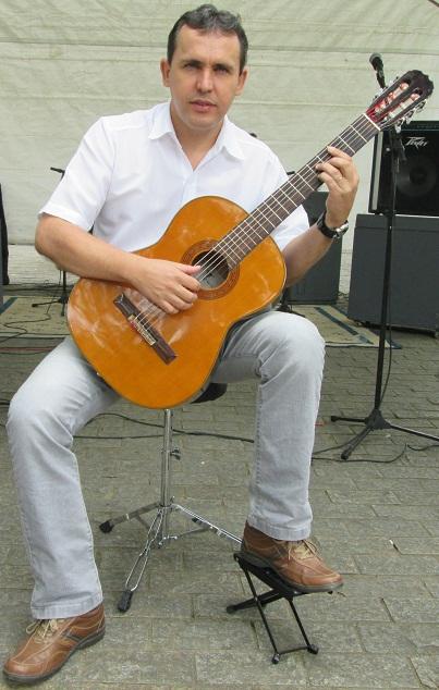 Juarez Barcellos no Canta Piraí 2013