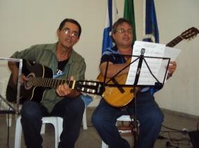 Paulinho e Carlo Henrique
