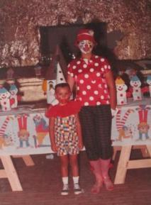 Juarez festa no Jardim da infância