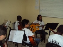 Orquestra de Violões de Piraí 20 10 2013 2