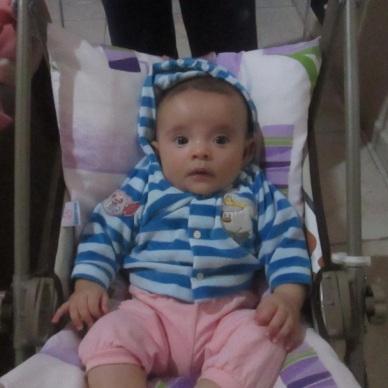 Bárbara 164 3º mês