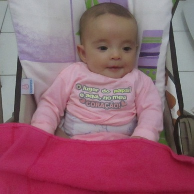 Bárbara 165 3º mês