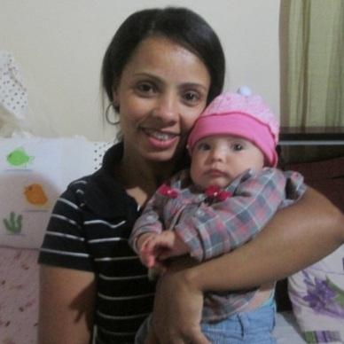 Bárbara 173 3º mês
