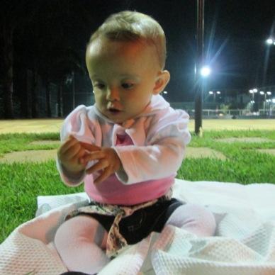 Bárbara 9º mês