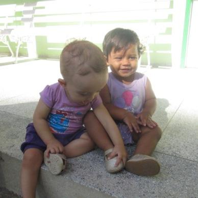 Bárbara e Lavínea