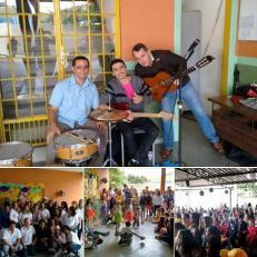 Escola Nova Esperança - 14-05-2016 100 anos de samba