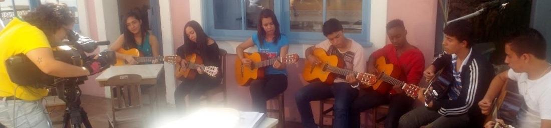 Piraí, Acordando Sons, Musicando Cultura 04 07 14