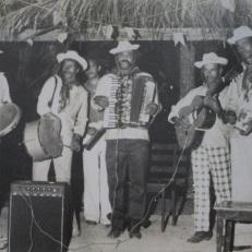 O violonista Jaime Meneses - década de 1940
