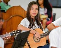 Orquestra de Violões de Piraí - Juliana Paiva