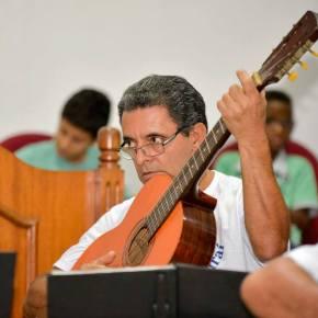 Orquestra de Violões de Piraí - Paulo Roberto