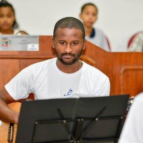 Orquestra de Violões de Piraí - Valdecir Souza