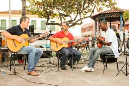 Juarez, Paulinho e Valdecir